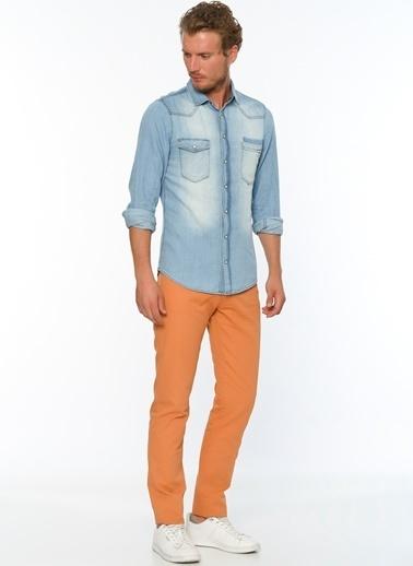 Beymen Studio Pantolon Oranj